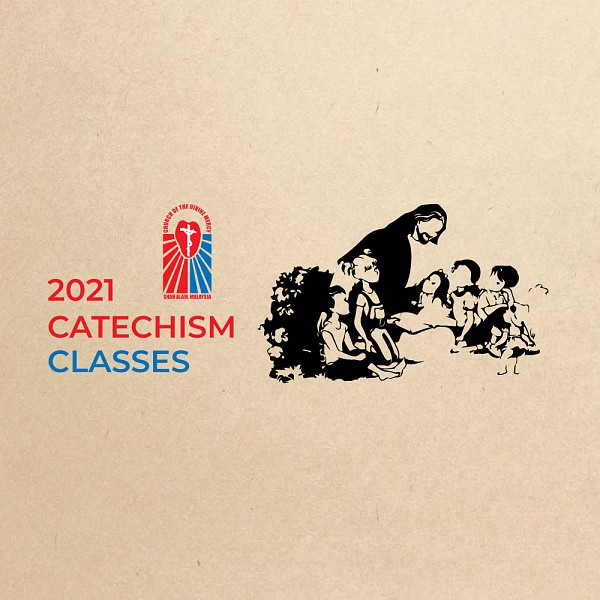 2021 Catechism Classes